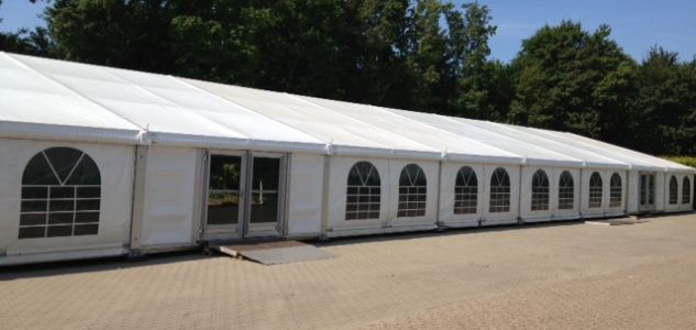 Alu-frame tent