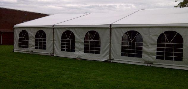 Aluframe tent 3